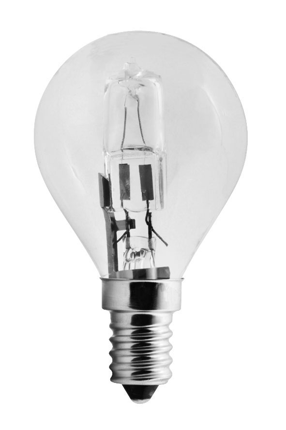 Halogen Bulb GH45; 28W=40W, 360 lm, E14, 2000h life time